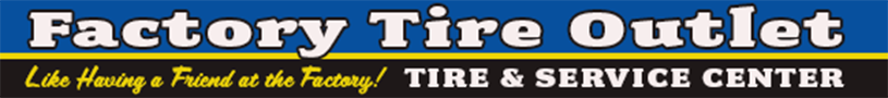 Factory Tire Outlet